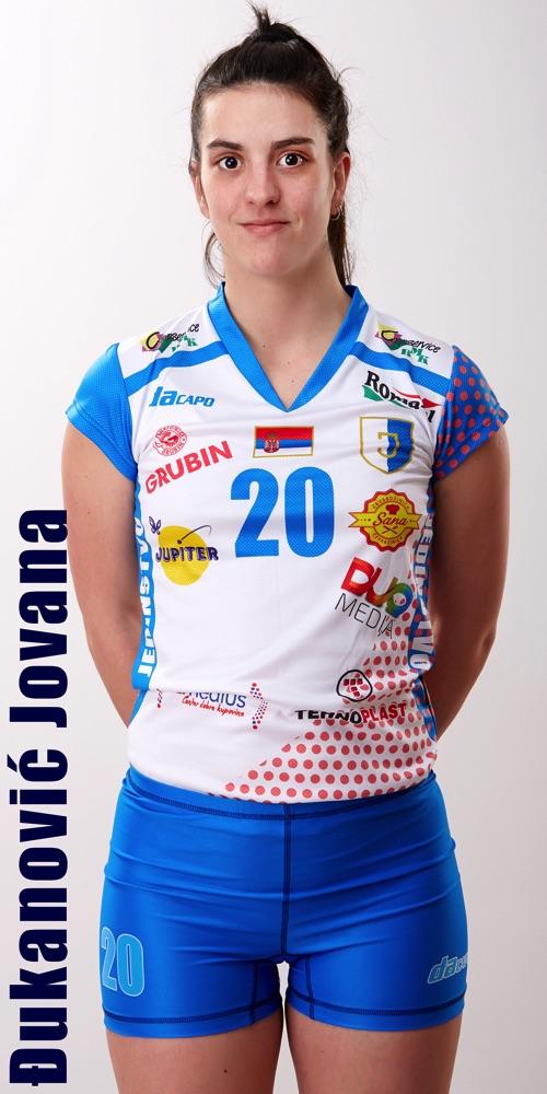 Đukanović Jovana
